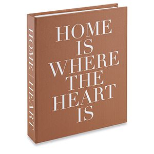 HOME IS WHERE THE HEART IS COD 9586